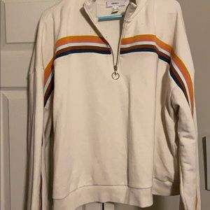 Cute 80s style sweatshirt worn once